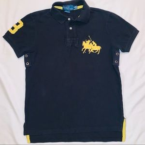 Polo By Ralph Lauren Rugby BIG PONY Mens Medium